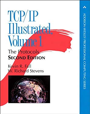 TCP/IP Illustrated, Volume 1: The Protocols, 2/e EB9780132808187