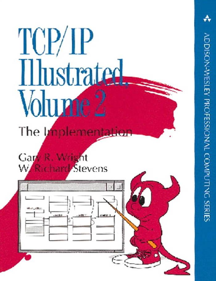 TCP/IP Illustrated, Volume 2: The Implementation EB9780321617637