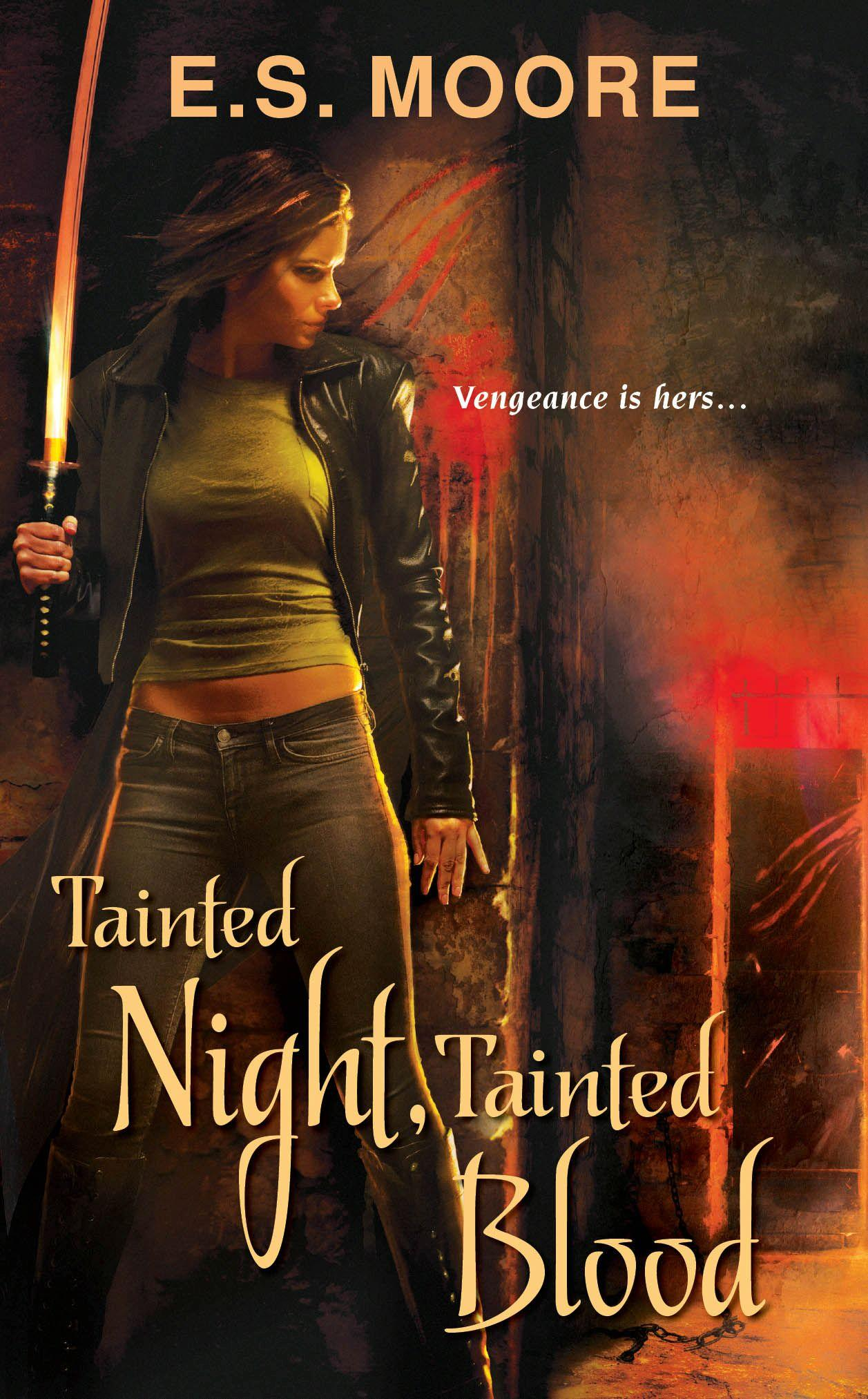 Tainted Night, Tainted Blood EB9780758279750