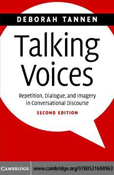 Talking Voices EB9780511352676