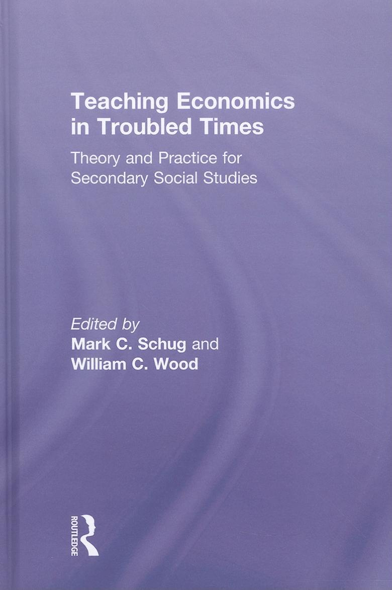 Teaching Economics in Troubled Times EB9780203838877