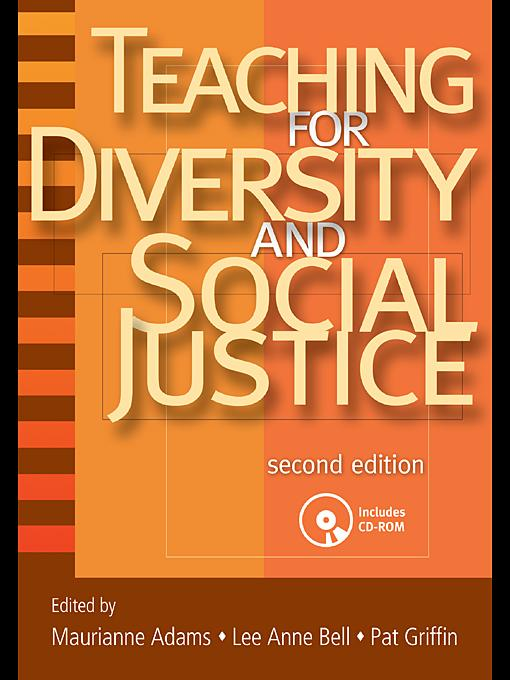 Teaching for Diversity and Social Justice EB9780203940822