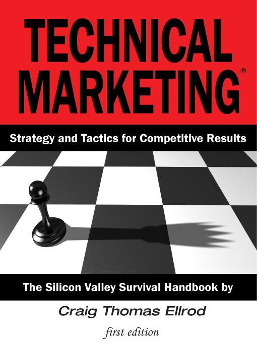 Technical Marketing EB9780982257029