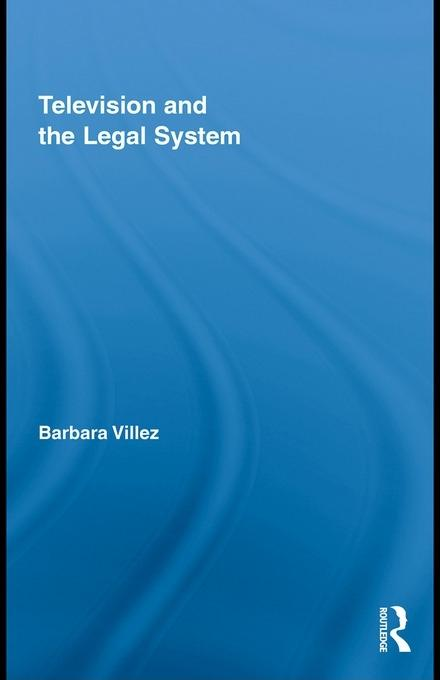 Television and the Legal System EB9780203866856