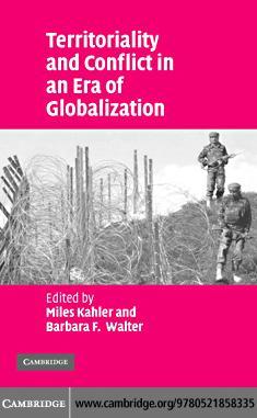 Territoriality Conflict Era Global