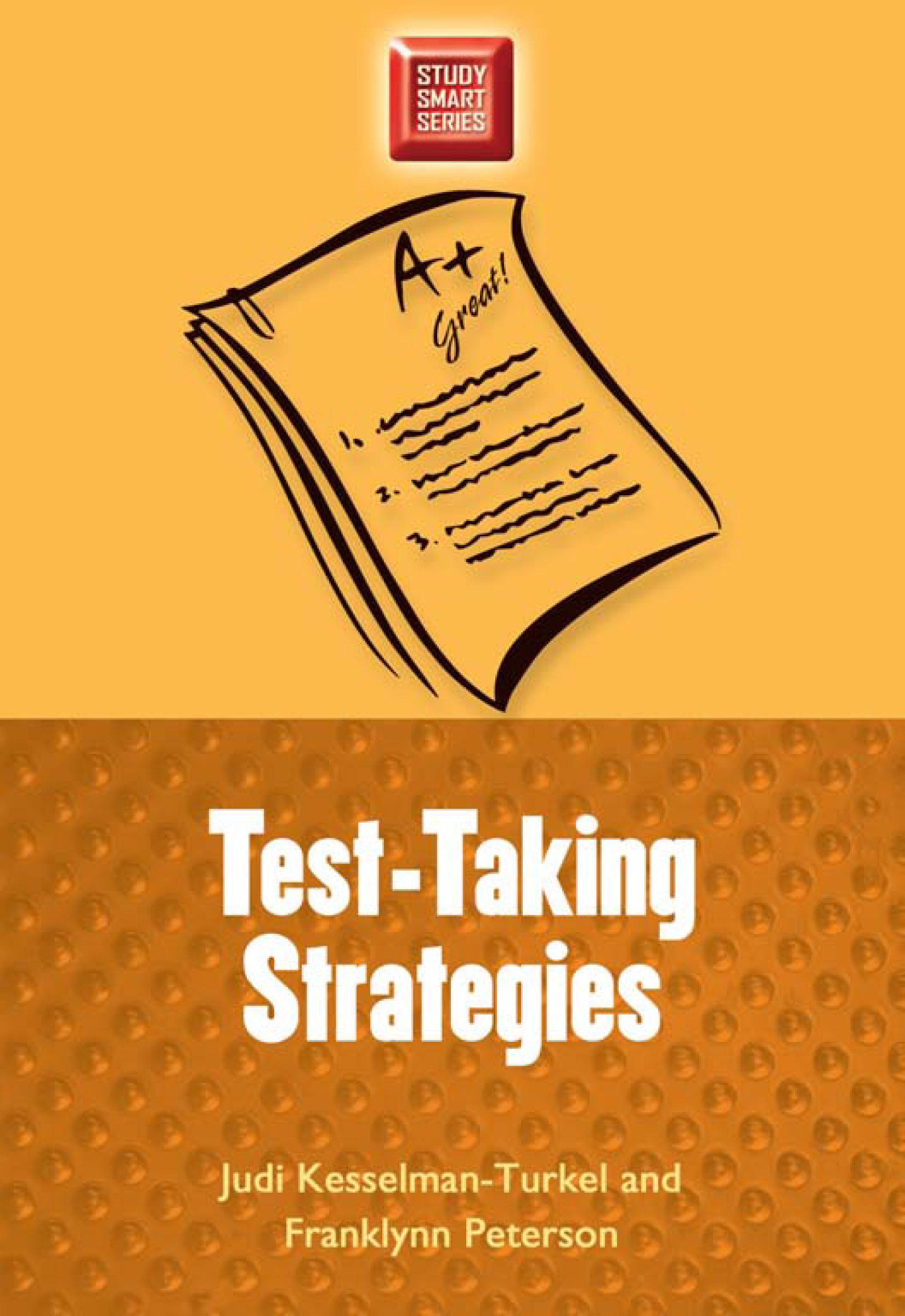 Test-Taking Strategies EB9780299191931