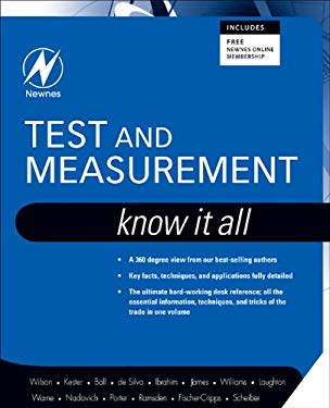 Test and Measurement: Know It All: Know It All EB9780080949680