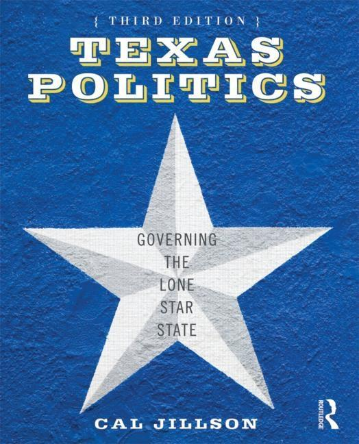 Texas Politics EB9780203829417