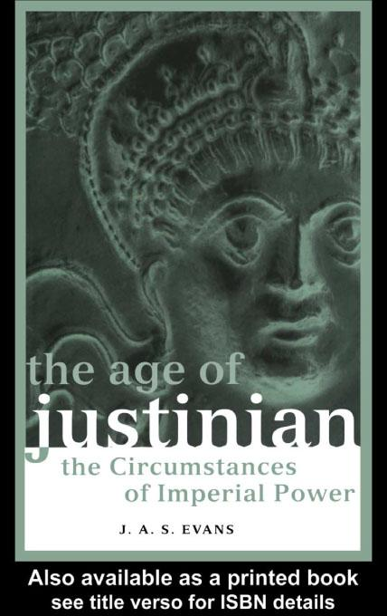 The Age of Justinian EB9780203180082