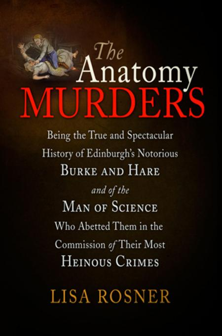 The Anatomy Murders EB9780812203554