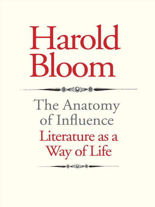 The Anatomy of Influence EB9780300179903
