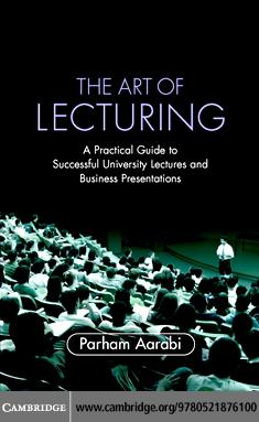 The Art of Lecturing EB9780511339806