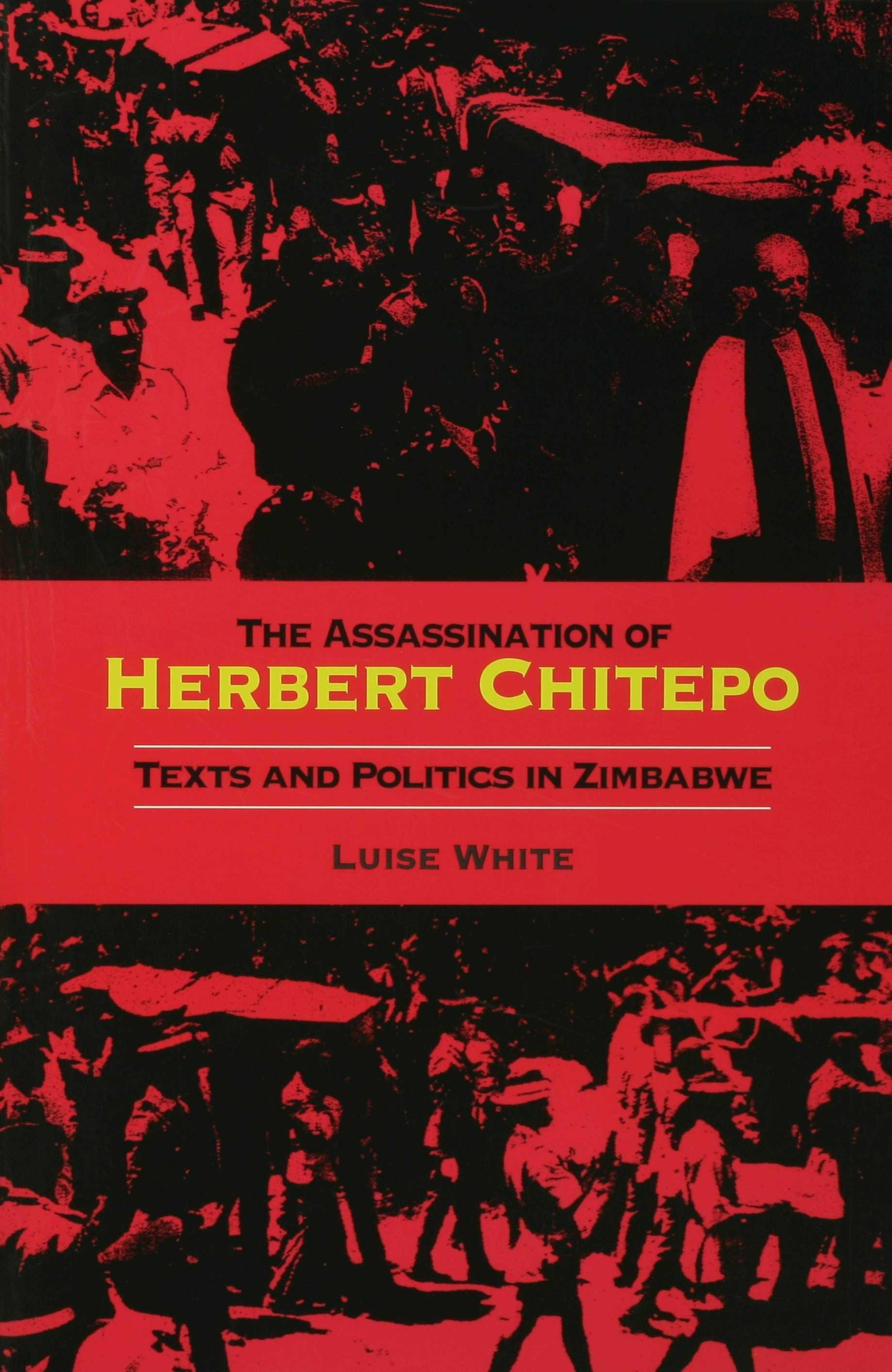 The Assassination of Herbert Chitepo EB9780253109835