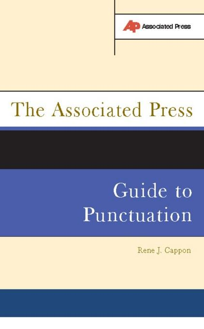 The Associated Press Guide To Punctuation EB9780465004027