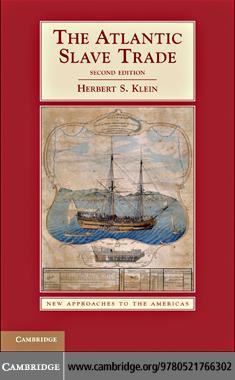 The Atlantic Slave Trade EB9780511795725