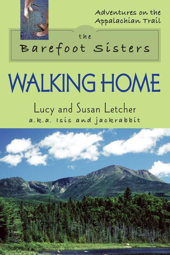 The Barefoot Sisters Walking Home EB9780811740128