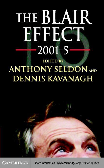 The Blair Effect 2001-5 EB9780511131554
