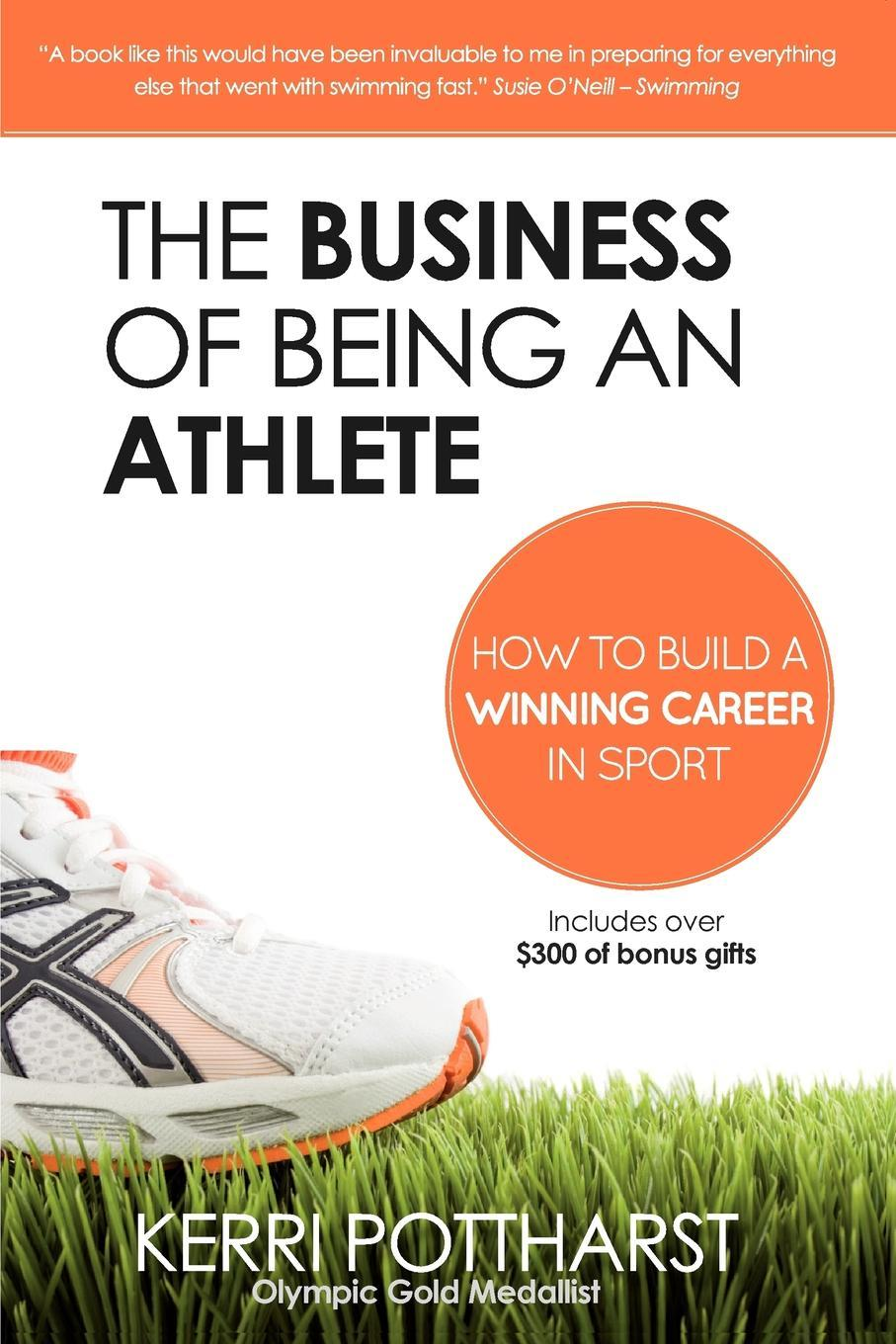 The Business of Being an Athlete EB9780987141262