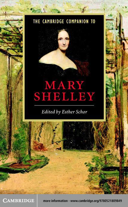 The Cambridge Companion to Mary Shelley
