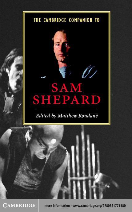 The Cambridge Companion to Sam Shepard EB9780511060397