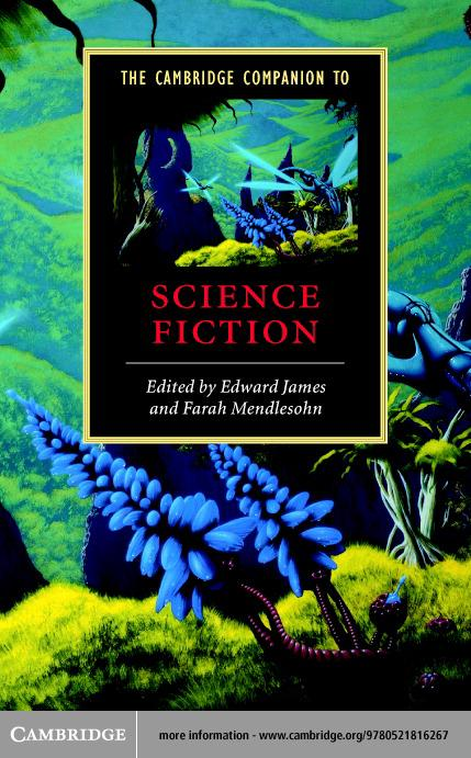 The Cambridge Companion to Science Fiction EB9780511075186