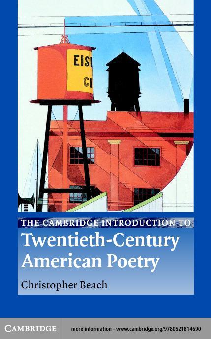 The Cambridge Introduction to Twentieth-Century American Poetry EB9780511075131