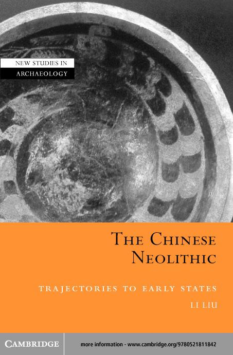 The Chinese Neolithic EB9780511079047