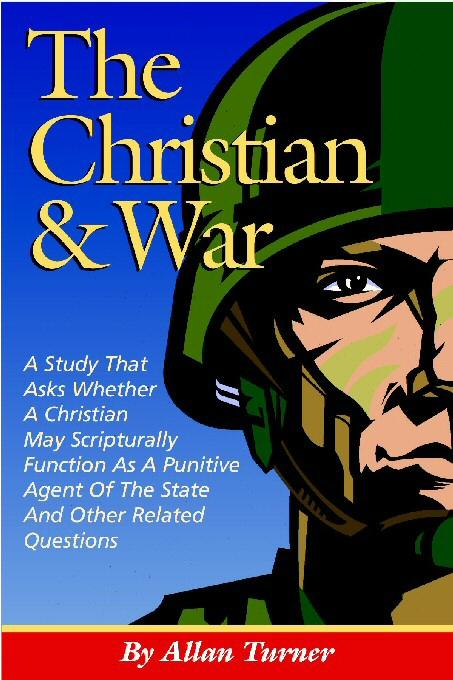 The Christian & War EB9780977735013
