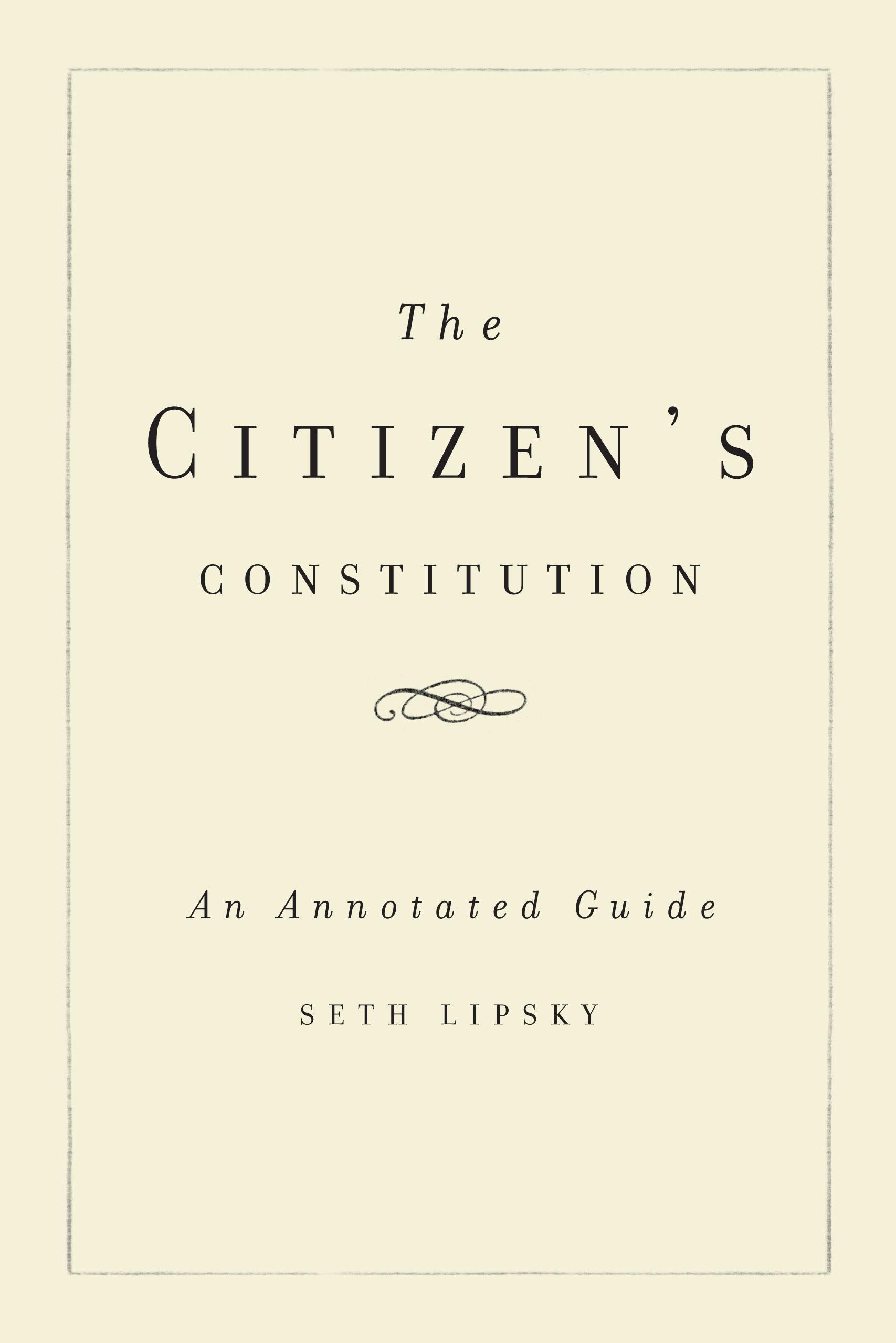 The Citizen's Constitution