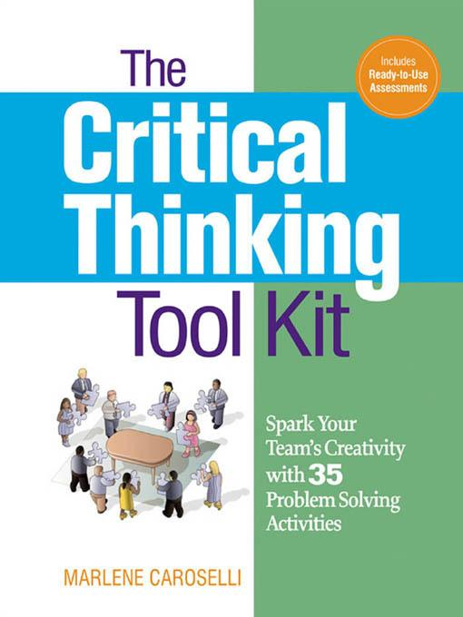 The Critical Thinking Toolkit EB9780814417416