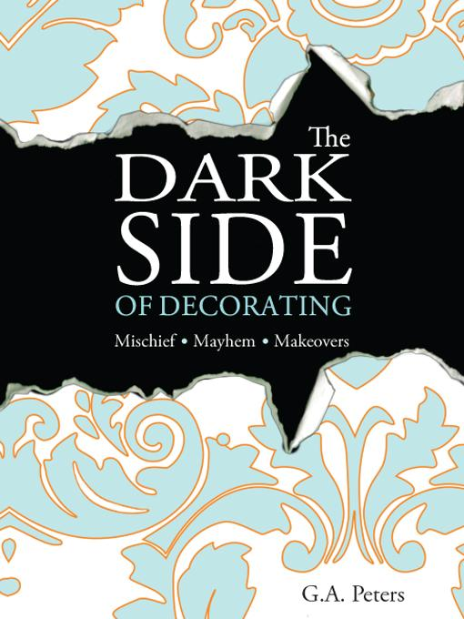 The Dark Side of Decorating EB9780983068228