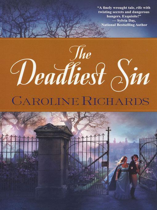 The Deadliest Sin EB9780758262776