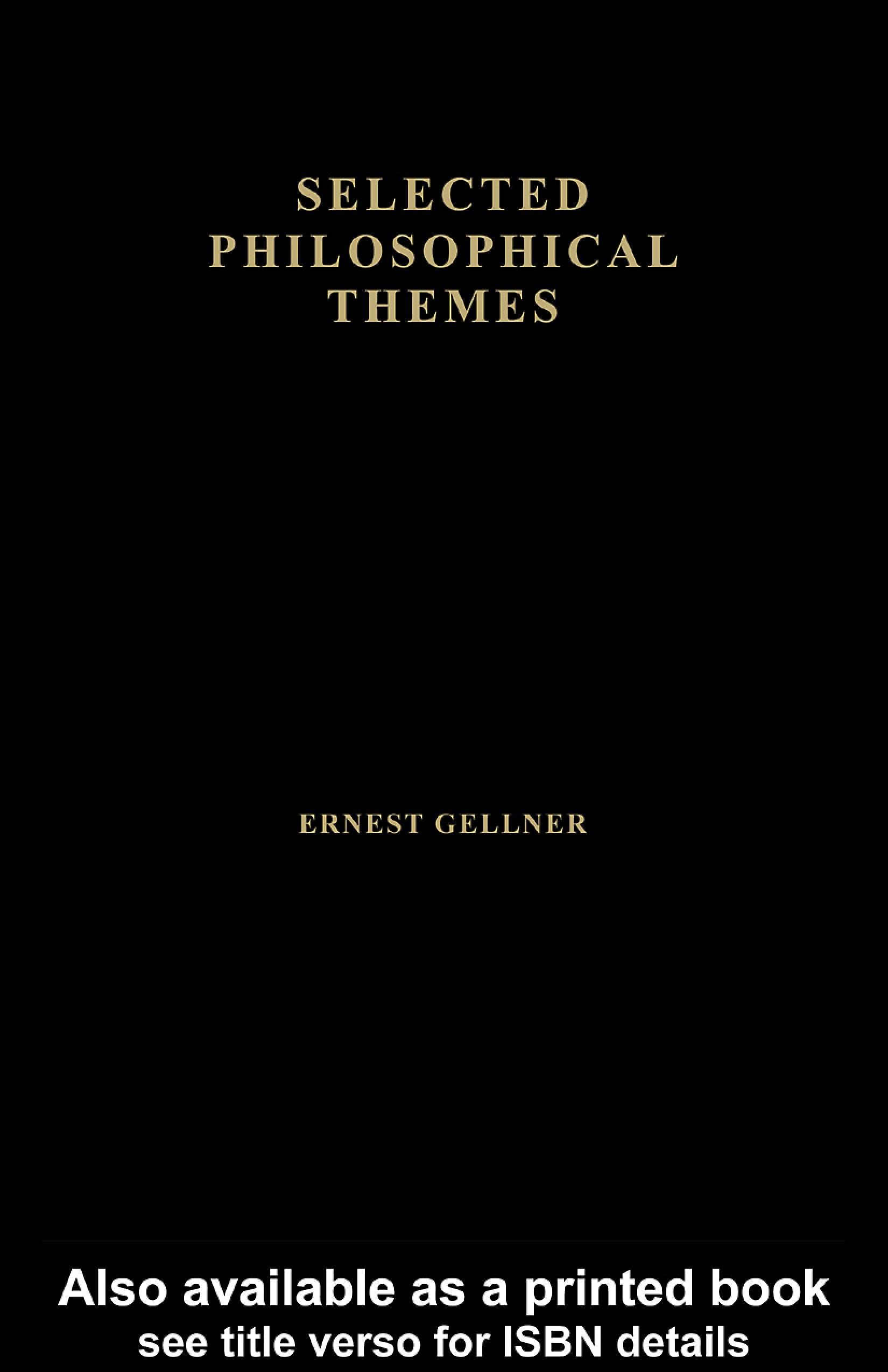 The Devil in Modern Philosophy EB9780203011355