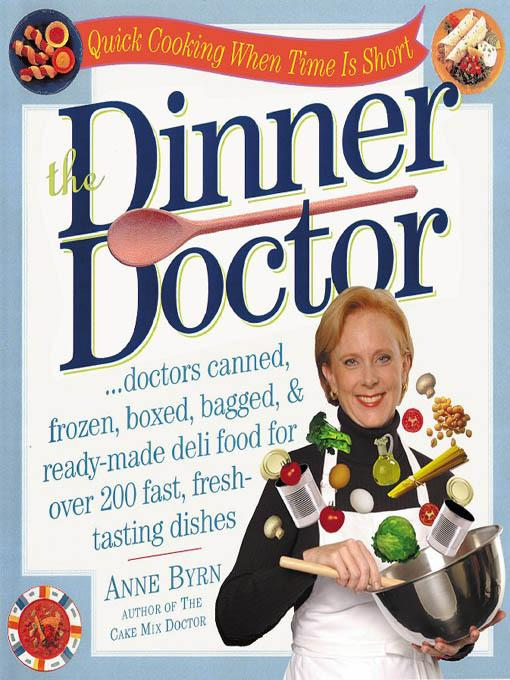 The Dinner Doctor EB9780761159537