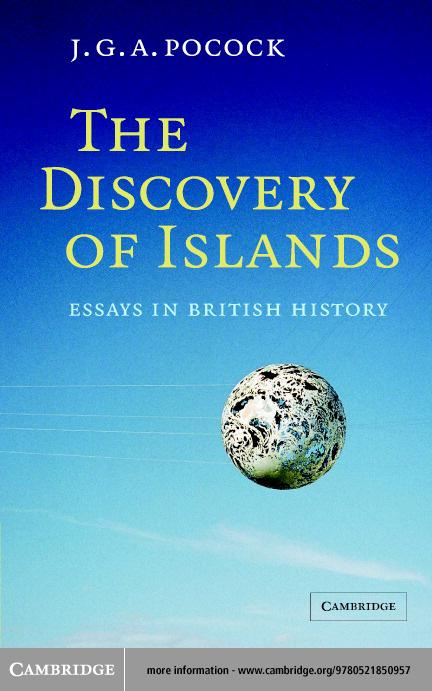 The Discovery of Islands EB9780511128547