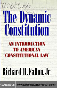 The Dynamic Constitution EB9780511227752