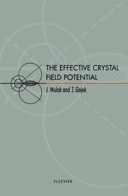 The Effective Crystal Field Potential EB9780080530710