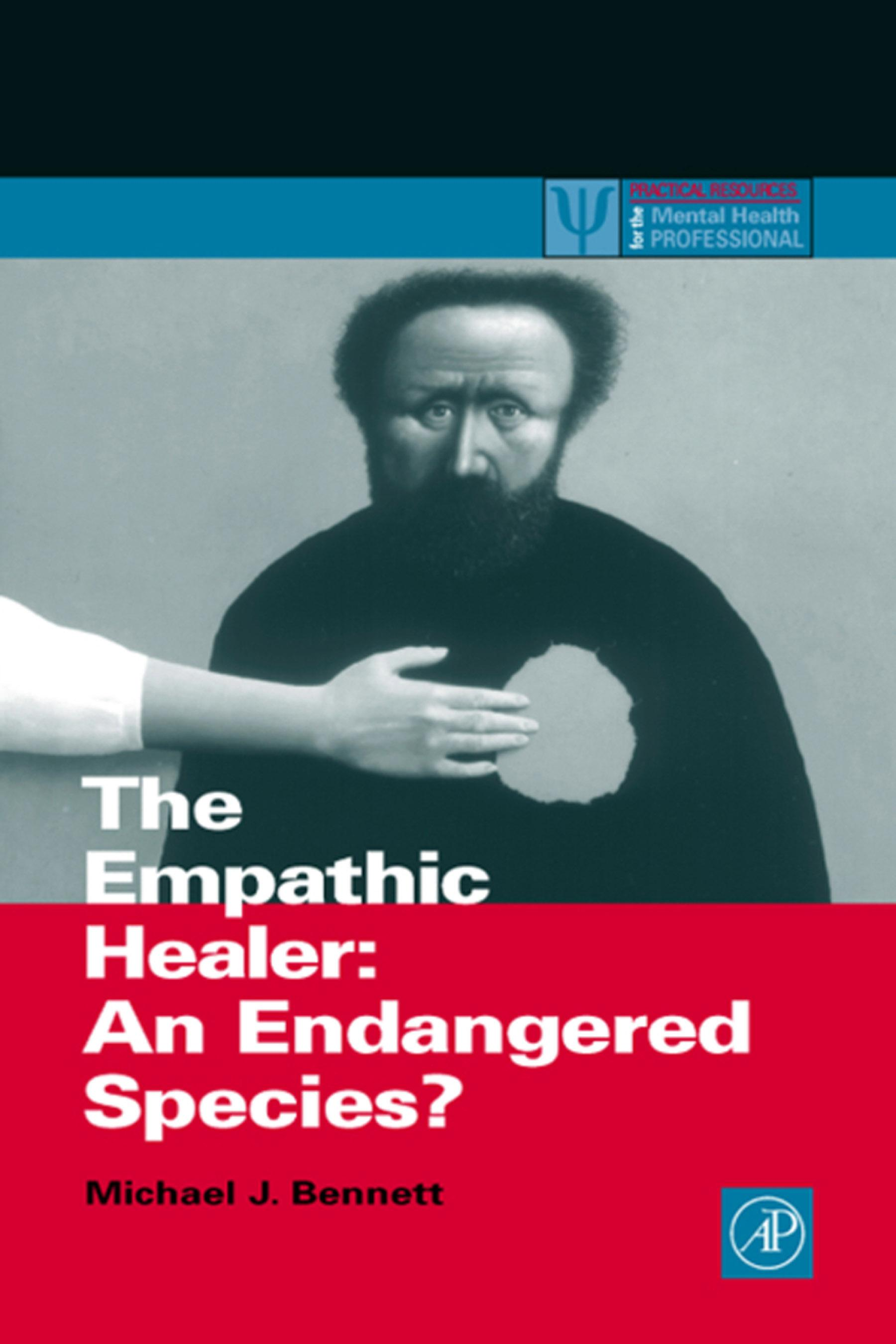 The Empathic Healer: An Endangered Species? EB9780080518824