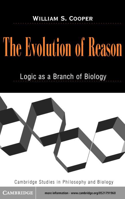 The Evolution of Reason EB9780511031656