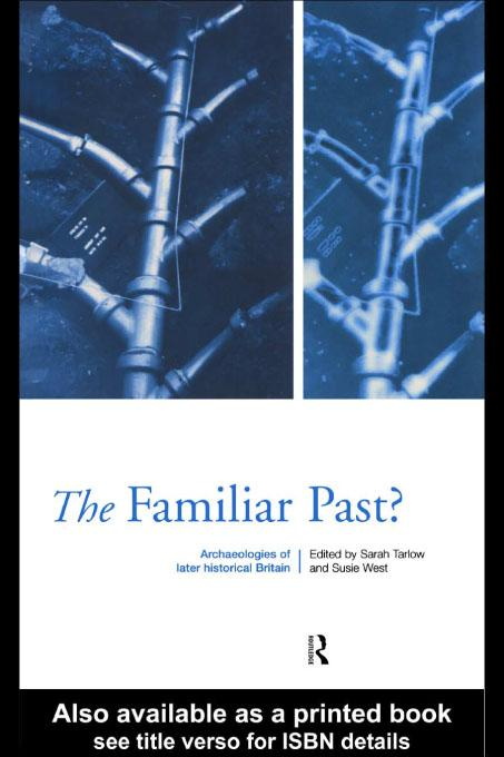 The Familiar Past? EB9780203206034