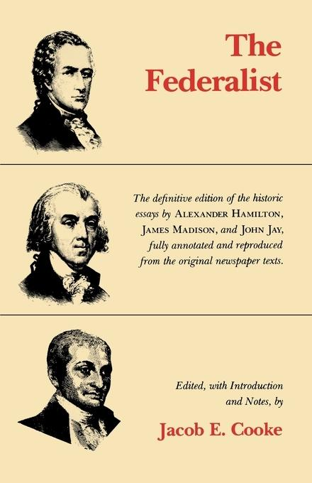 The Federalist EB9780819570956