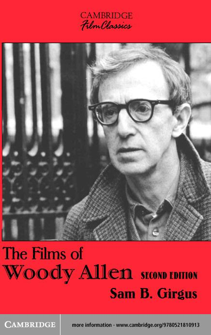 The Films of Woody Allen EB9780511058004