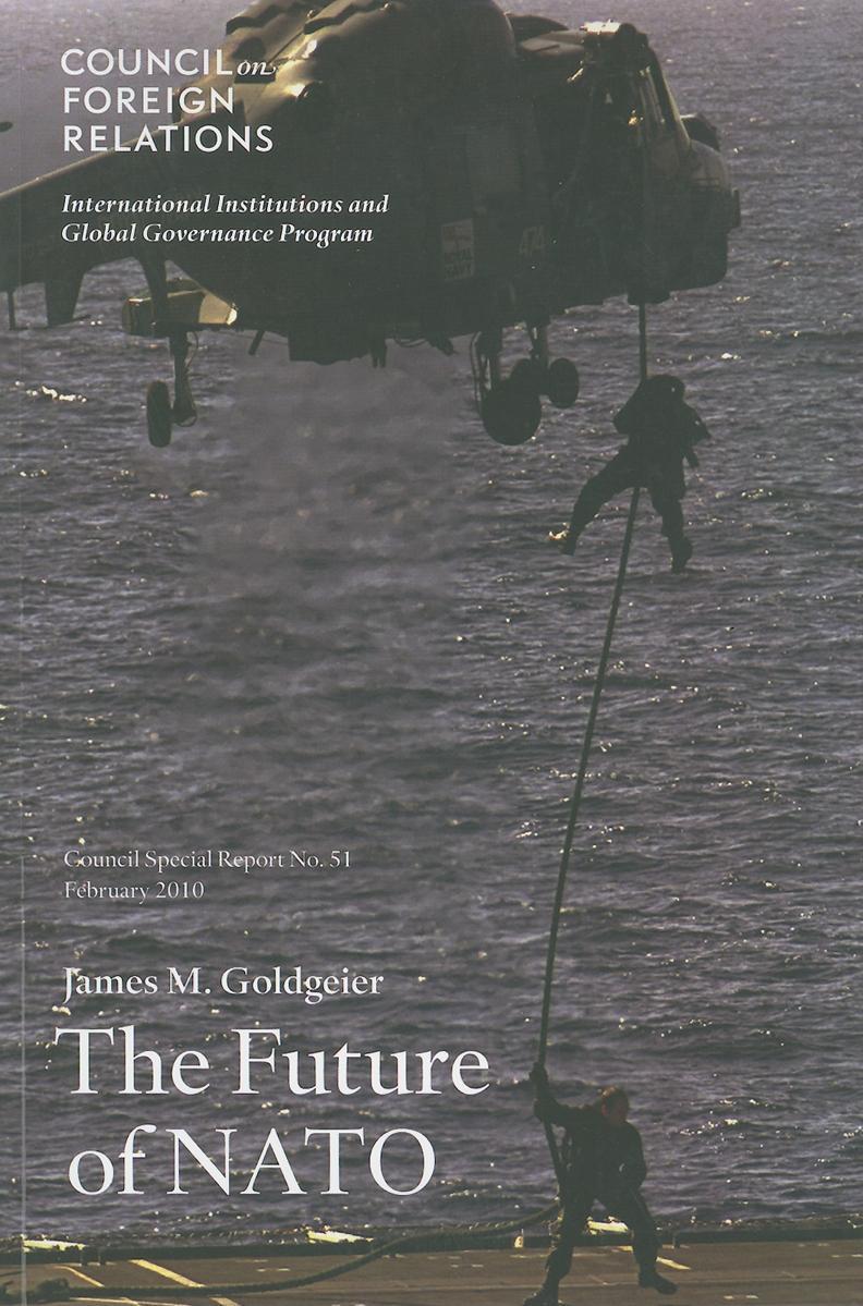The Future of NATO EB9780876094860