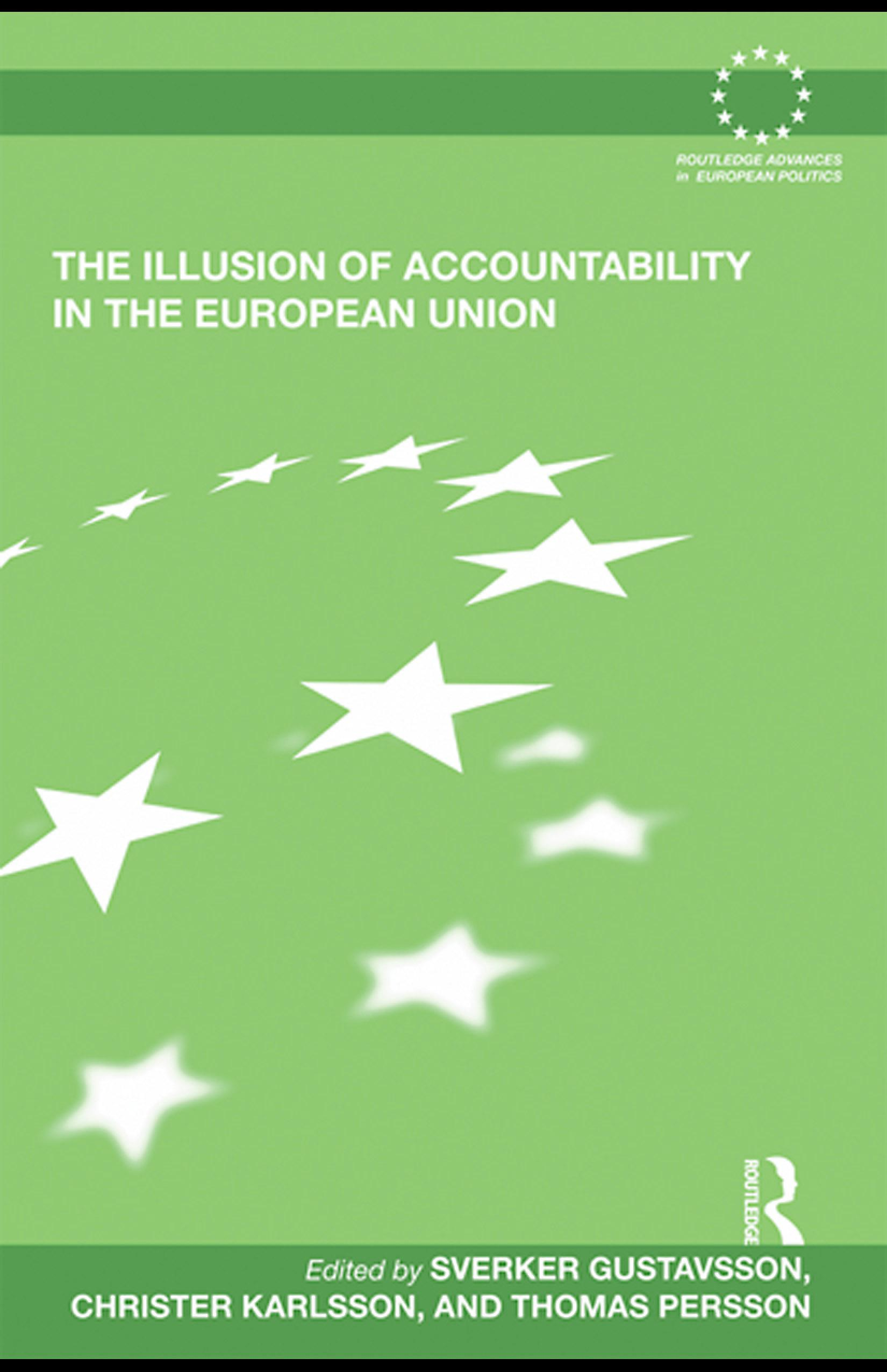 The Illusion of Accountability in the European Union EB9780203874714