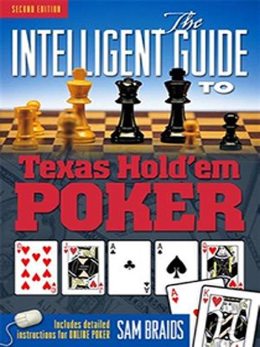 The Intelligent Guide to Texas Hold'em Poker EB9780967755175