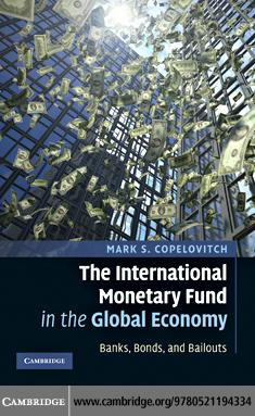 The International Monetary Fund in the Global Economy EB9780511717826