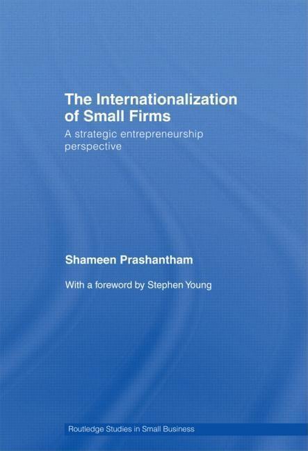 The Internationalization of Small Firms EB9780203940525
