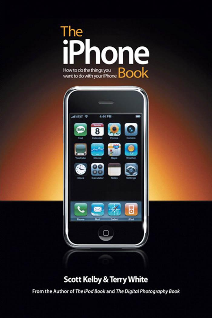 The Iphone Book: How to Do the Things You Want to Do with Your Iphone EB9780321534576