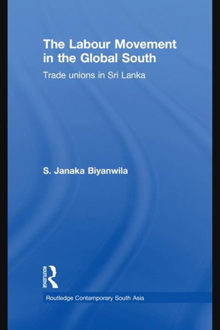 The Labour Movement in the Global South