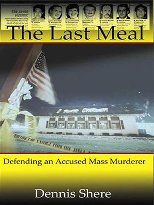 The Last Meal EB9780982300886
